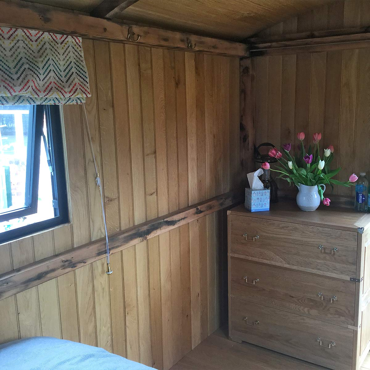 THE SHEPHERDS HUT Curlews Farm
