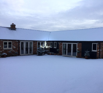 Curlews Farm, Lockerley, Romsey, Hampshire: Holiday Cottages